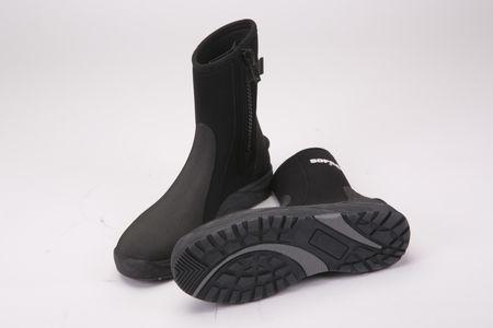 SOPRASSUB Topánky 5mm neoprénové čierne, 11