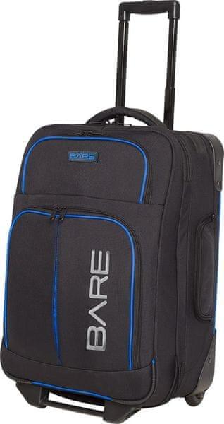 BARE Kufr CARRY ON - palubní zavazadlo na kolečkách