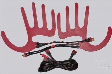 LOLA Vyhřívání rukavic, EVR 25