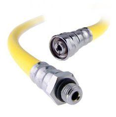 Hadice LP středotlaká standard (žlutá), Divers Direct