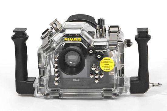 NIMAR Víz alatti ház Nikon D5100, 18-105 mm-es porthoz