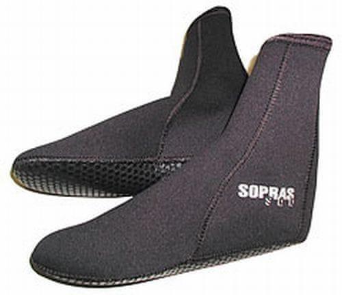 SOPRASSUB Ponožky neoprenové 3mm, S
