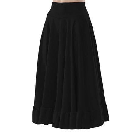 Intermezzo Flamenko sukňa 7681, M, čierna