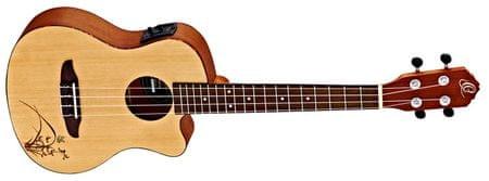 Ortega RU5CE-TE Elektroakustické ukulele