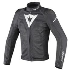 Dainese pánska moto bunda  HYPER Flux D-DRY čierna/biela, textilná