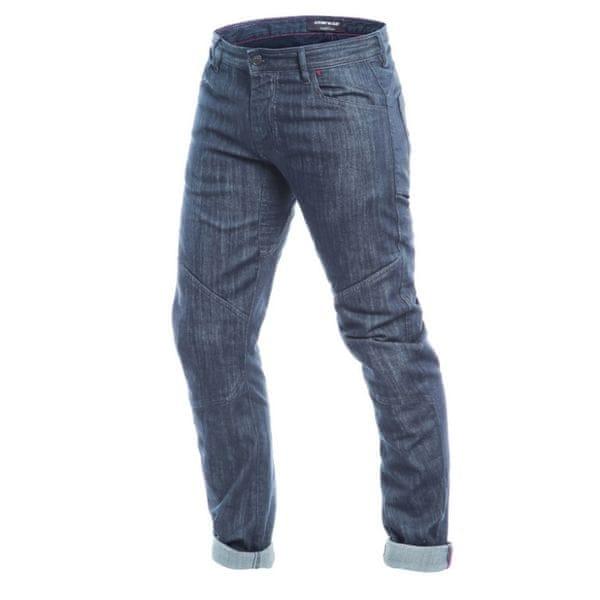 Dainese kalhoty - jeans TODI SLIM vel.32, denim/aramid
