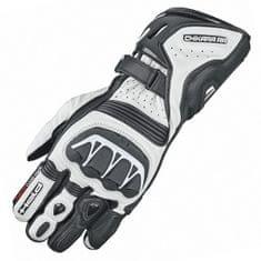 Held sportovní moto rukavice  CHIKARA RR černá/bílá