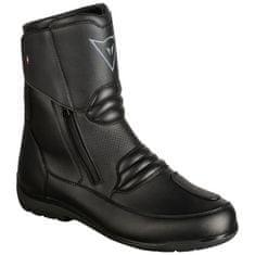 Dainese pánské moto boty  NIGHTHAWK D1 GORE-TEX, černá