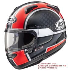 Arai motocyklová prilba  CHASER-X Take-Off, red