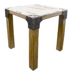 Danish Style Jídelní stůl dřevěný Loft, 76 cm