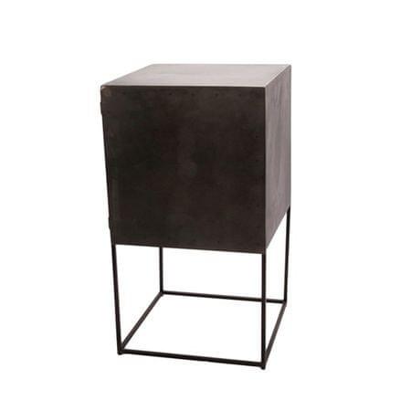 Danish Style Kovová skříňka Boxit, 90 cm
