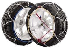 JOPE Sněhové řetězy E9/120, křížový vzor, 1 pár, pro osobní vozidla