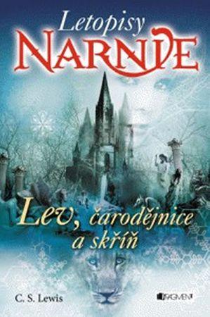 Lewis C. S.: Letopisy Narnie - Lev,čarodějnice a skříň