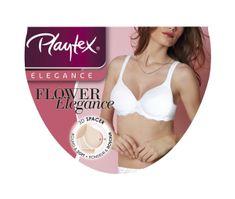 Playtex FLOWER ELEGANCE SOFT CUP BRA