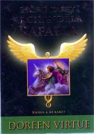 Virtue Doreen: Léčivé karty Archanděla Rafaela