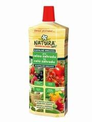 AGRO CS NATURA Organické kapalné hnojivo Celá zahrada 1 L