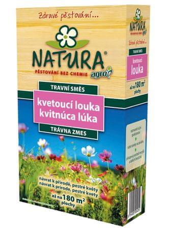 AGRO CS NATURA Travní směs Kvetoucí louka 0,9 kg