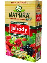 AGRO CS NATURA organické hnojivo pro jahody 1,5 kg