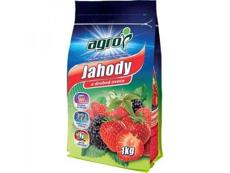 AGRO CS Organominerální hnojivo jahody 1 kg