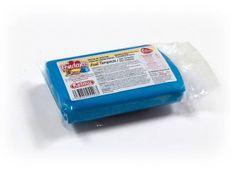 Kelmy Potahovací hmota 250 g - tyrkysová