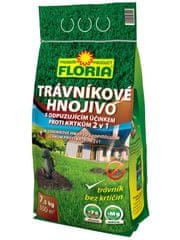 AGRO CS FLORIA trávníkové hnojivo s účinkem proti krtkům - více velikostí