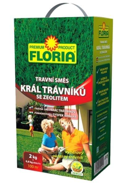 AGRO CS FLORIA Král trávníků travní směs 2 kg