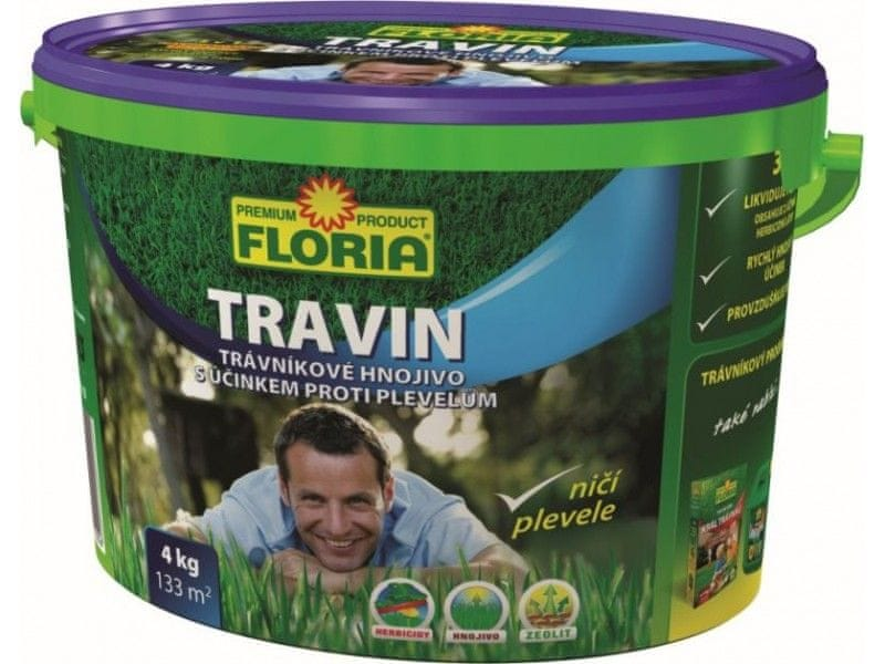 AGRO CS FLORIA Travin 4 kg