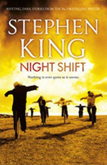 King Stephen: Night Shift