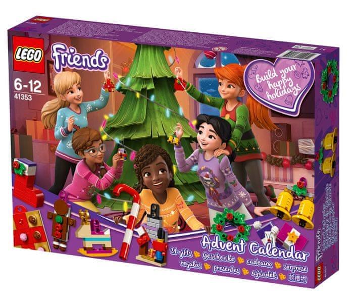 LEGO Friends 41353 Adventní kalendář