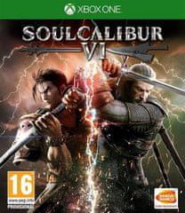 Bandai Namco igra SoulCalibur VI Collectors Edition (Xone) - igra izide 19.10.2018
