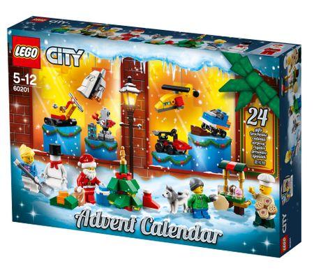 LEGO kalendarz adwentowy City 60201