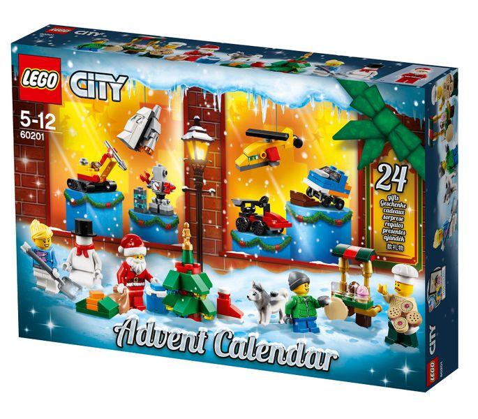 LEGO City 60201 Adventní kalendář
