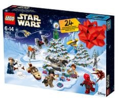 LEGO Star Wars 75213 Adventi naptár