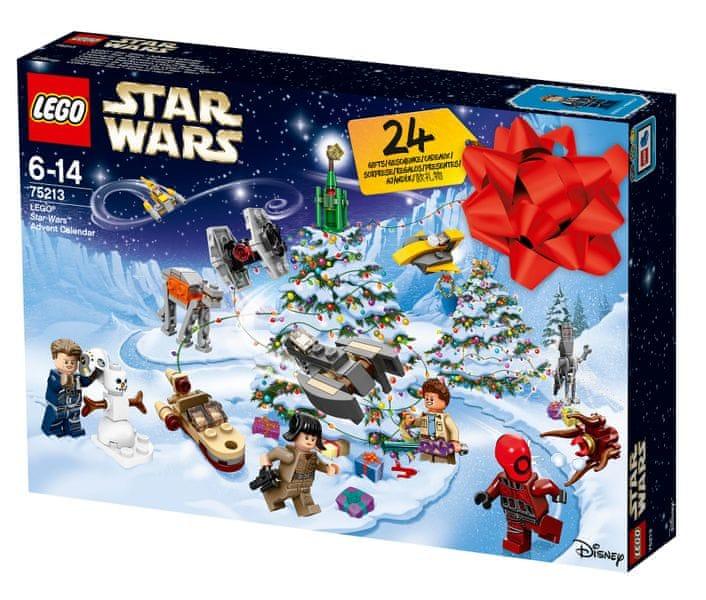 LEGO Star Wars™ 75213 Adventní kalendář