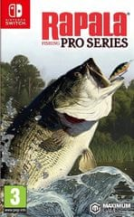 Maximum Games igra Rapala Fishing Pro Series (Switch) - datum izida 26.10.2018