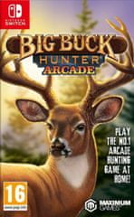 Maximum igra Big Buck Hunter Arcade (Switch) – datum izida 16.10.2018