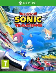 Sega igra Team Sonic Racing (Xbox One) – datum izida 30.11.2018