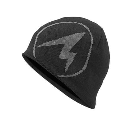 Marmot kapa Summit Hat Black/Mid Grey, temno siva