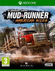 Focus igra Spintires: MudRunner - American Wilds Edition (Xone) - datum izida 31.10.2018