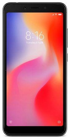 Xiaomi Redmi 6A 2GB/16GB, czarny