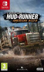 Focus igra Spintires: MudRunner - American Wilds Edition (Switch)