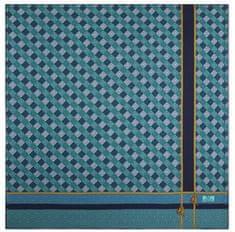 VERSACE 19.69 női kendő kék