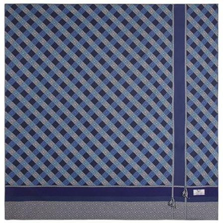 VERSACE 19.69 dámský tmavě modrý šátek