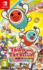 Bandai Namco igra Taiko no Tatsujin: Drum 'n' Fun! (Switch)