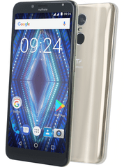 myPhone PRIME 18X9, zlatý
