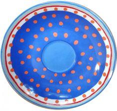 Oilily TTC kávový talířek 12,5cm, 4 ks 15187