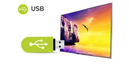 USB za predvajanje večpredstavnostnih vsebin