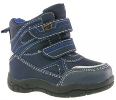 V+J chlapčenské členkové topánky