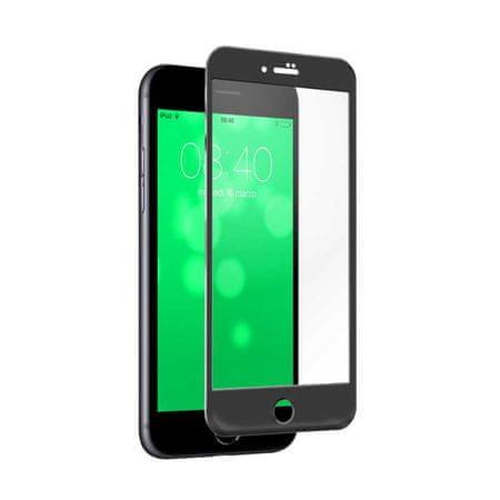 SBS zaščitno steklo 4D za iPhone 8 Plus, 7 Plus, 6S Plus, 6 Plus, črno