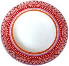 Oilily TTC talíř na těstoviny 24,5cm, 4 ks 15202